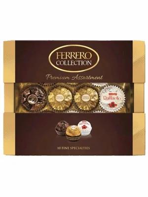 Конфеты  FERRERO COLLECTION 109.3гр