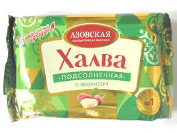 Халва арахисовая  300г.Азов