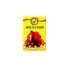 Желатин пищевой 50г Мастер Дак