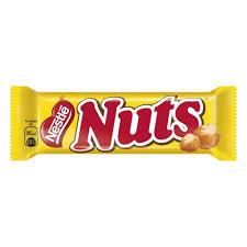 Батончик NUTS 50г