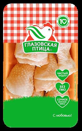 Голень цыпл. бройлера зам. на подложке 1кг Глазовская птица