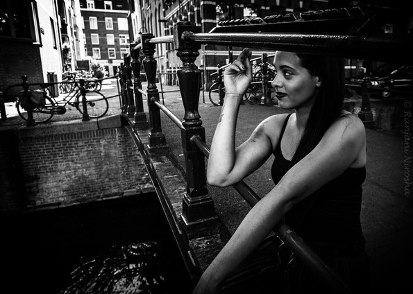 Foto Model Pearl Vink