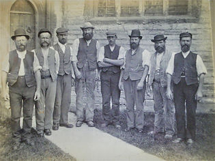Ringers from the 1900's