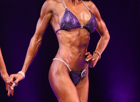 My First Fitness Competition