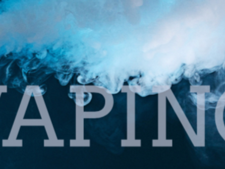 Vaping And Its Effects on Youths and Athletes: