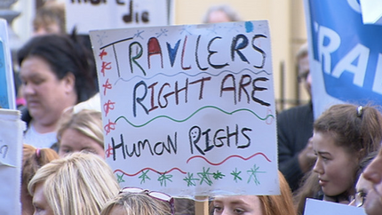 Traveller Ethnicity needs to be recognised