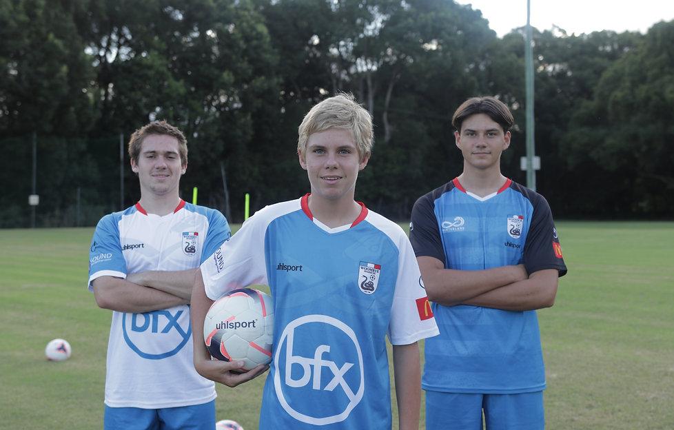 Hinterland Football Academy