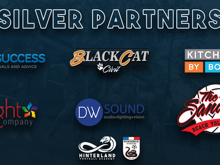 Welcome to our Silver Partners!