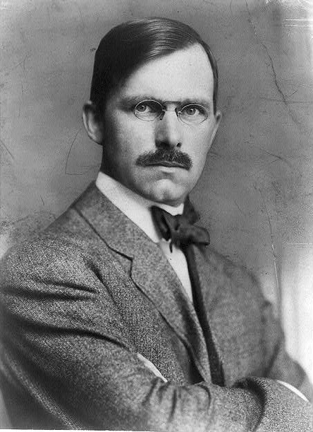 Photo: Portrait of Ray Stannard Baker