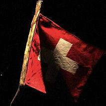 Drapeau Suisse Helvète