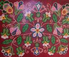 Tapestry... 16 x 20 original on wood