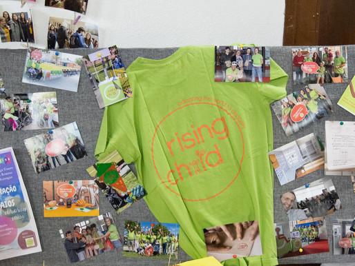 I Encontro de Voluntários Rising Child | Janeiro 2020