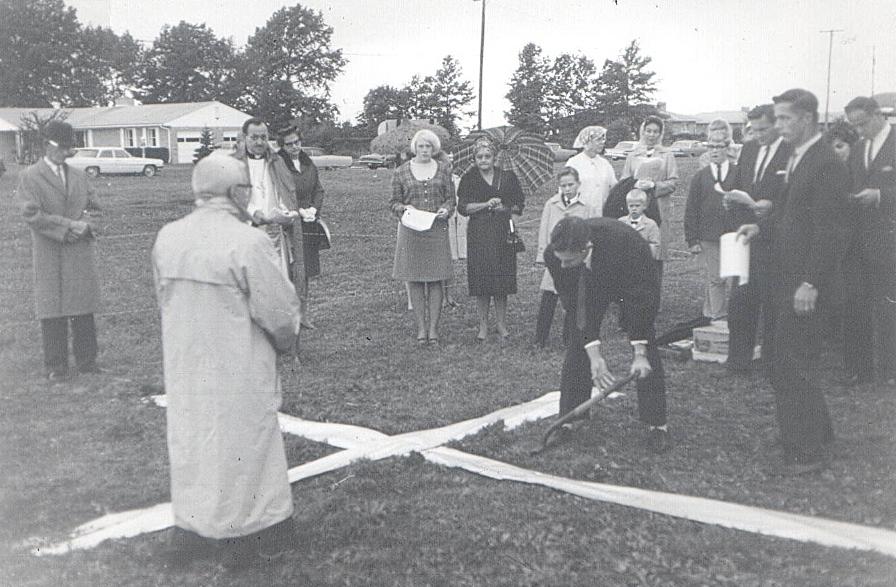 Groundbreaking 1966