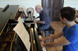 Paderewski Piano Academy, 2013