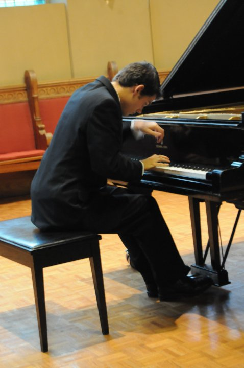 Victoria College Recital, 2010