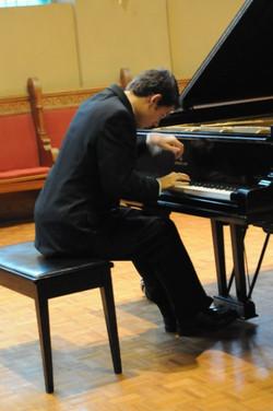 Victoria College Recital, 2010
