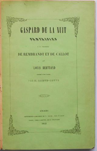 Ravel: Gaspard de la Nuit (Mateusz Borowiak)