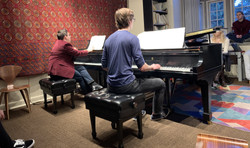 Master Class at University of Puget Sound