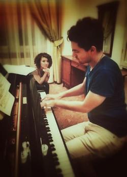 Paderewski Piano Academy 2013