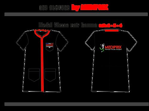 MEDIPRIX 1 Blouse Homme noir