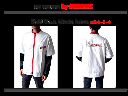 MEDIPRIX 1 Blouse homme blanche