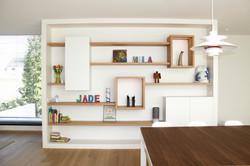 Moderne villa leefruimte (2)
