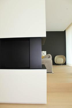 Moderne villa inbouwhaard (4)