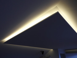 Bioscoopruimte LED verlichting plafond (1)