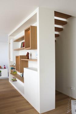 Moderne villa leefruimte (3)
