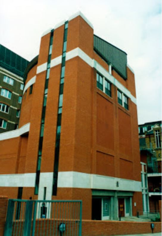 Exterior of Westminster City Archives