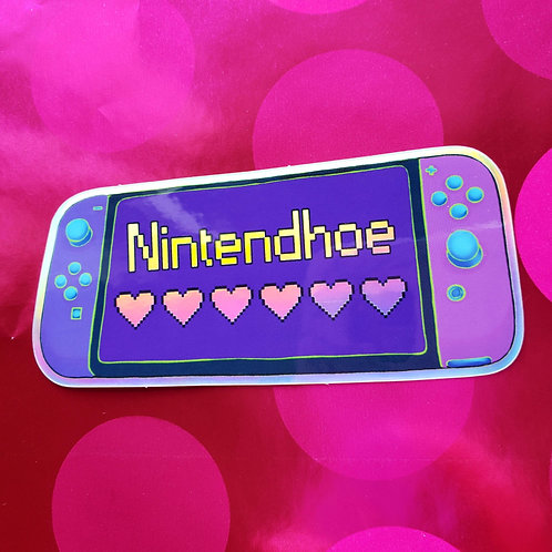 NintendHOE Switch Sticker