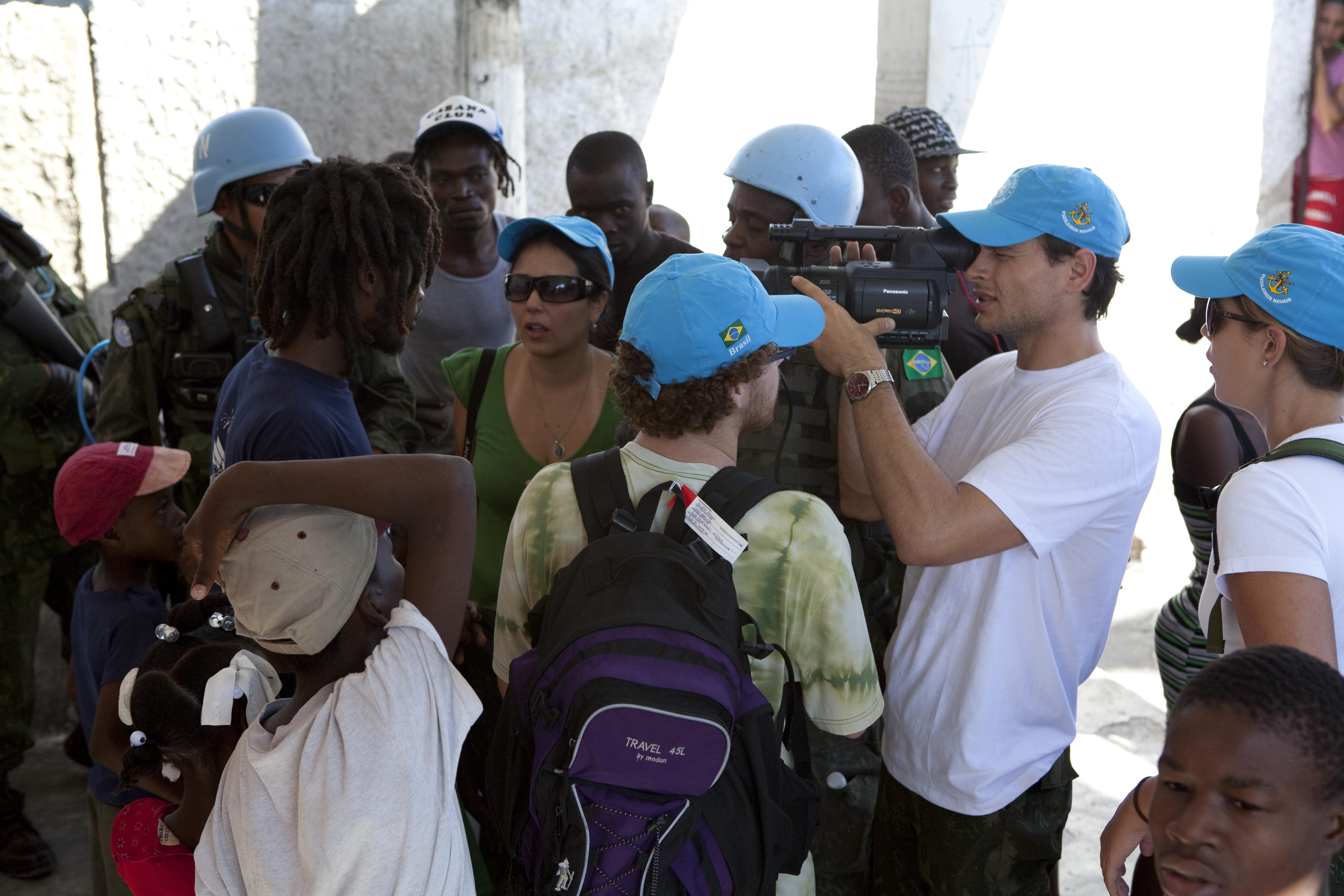 Ei, You! - Haiti (2009)