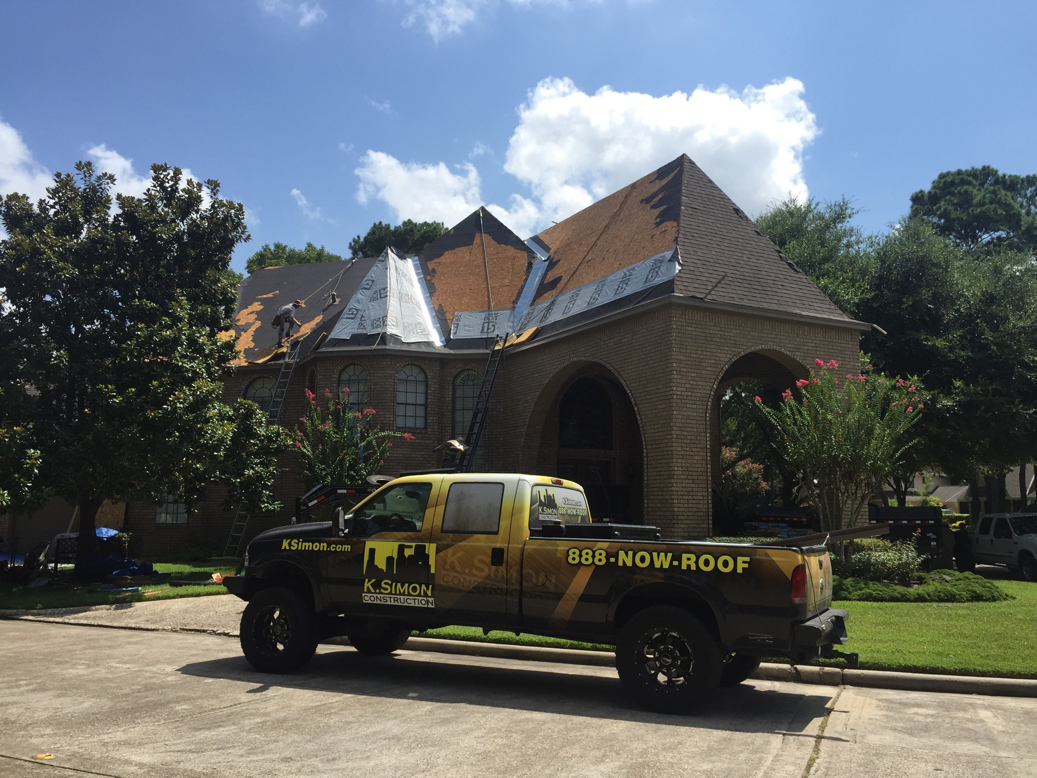 Storm Damage Repair Experts - K Simon Construction, Pensacola Florida