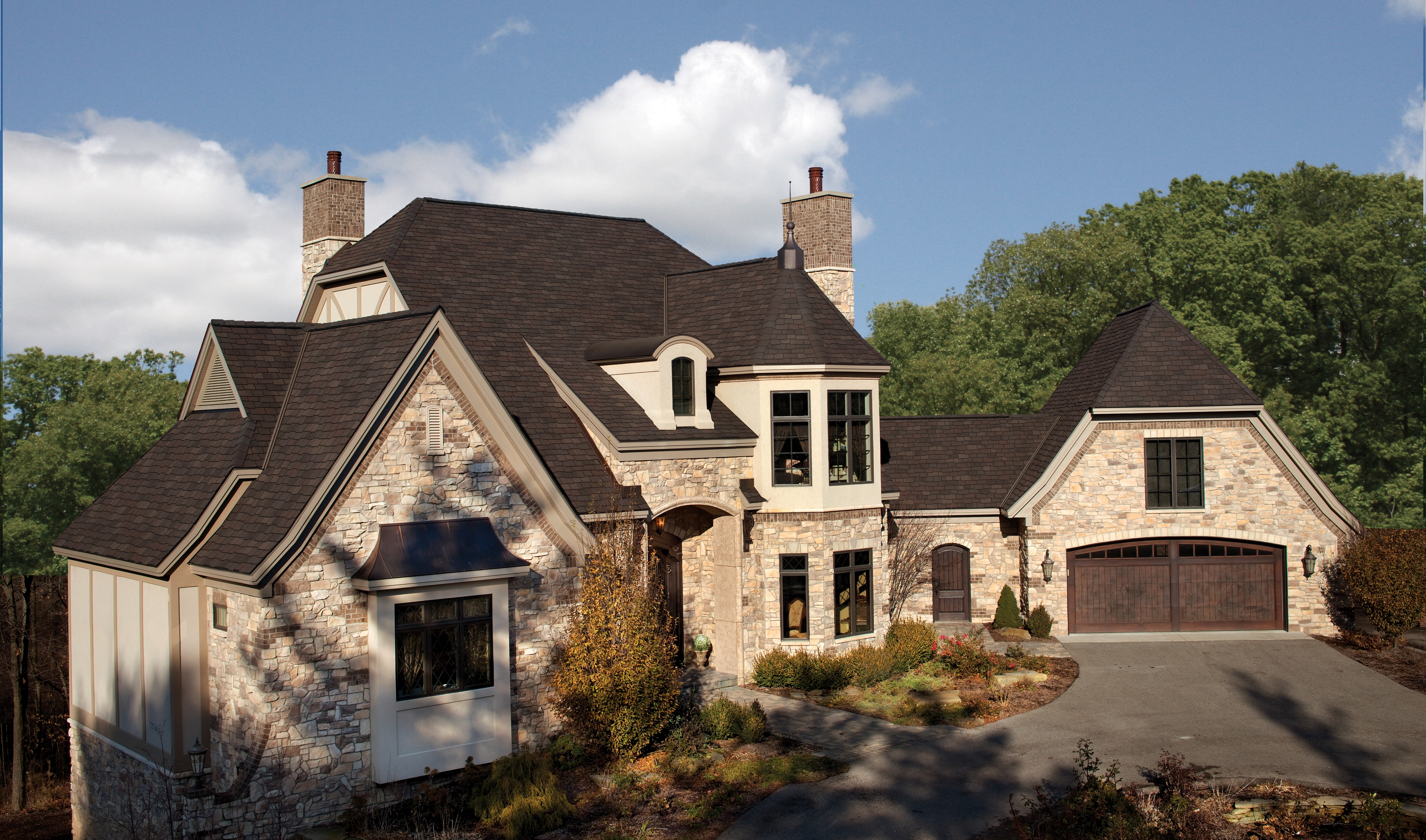 GAF_Woodland_Woodberry_Brown