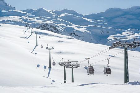 スキーリゾート