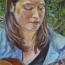 In music - Hélène (detail)