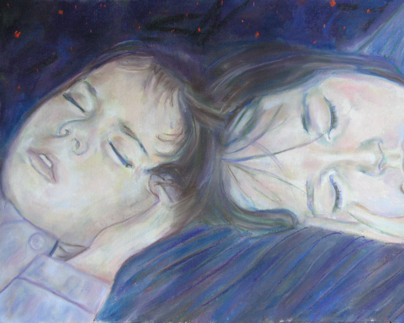 In dreams - Maud and Marine (det.))