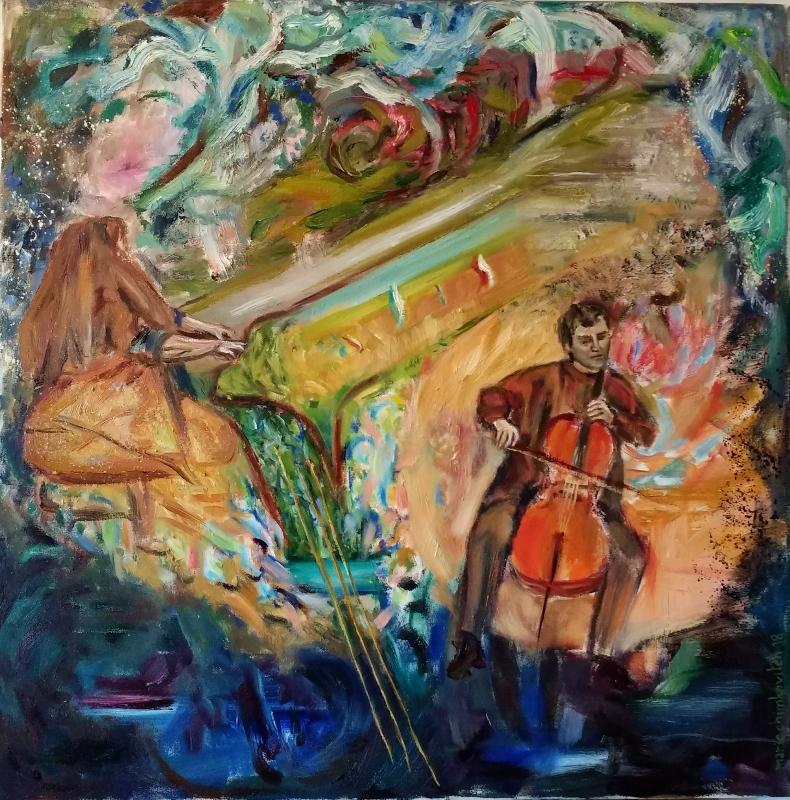 Plamena Mangova & Alexander Buzlov - BCD 1718