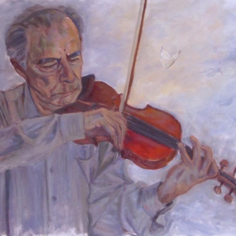 Jerrold Rubenstein (detail)