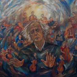 Ascension - Bach cantata (frag.)