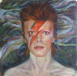 David Bowie (detail)