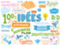Libérez votre créativité pour développer votre projet