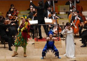 魔法の笛 神奈川県立音楽堂
