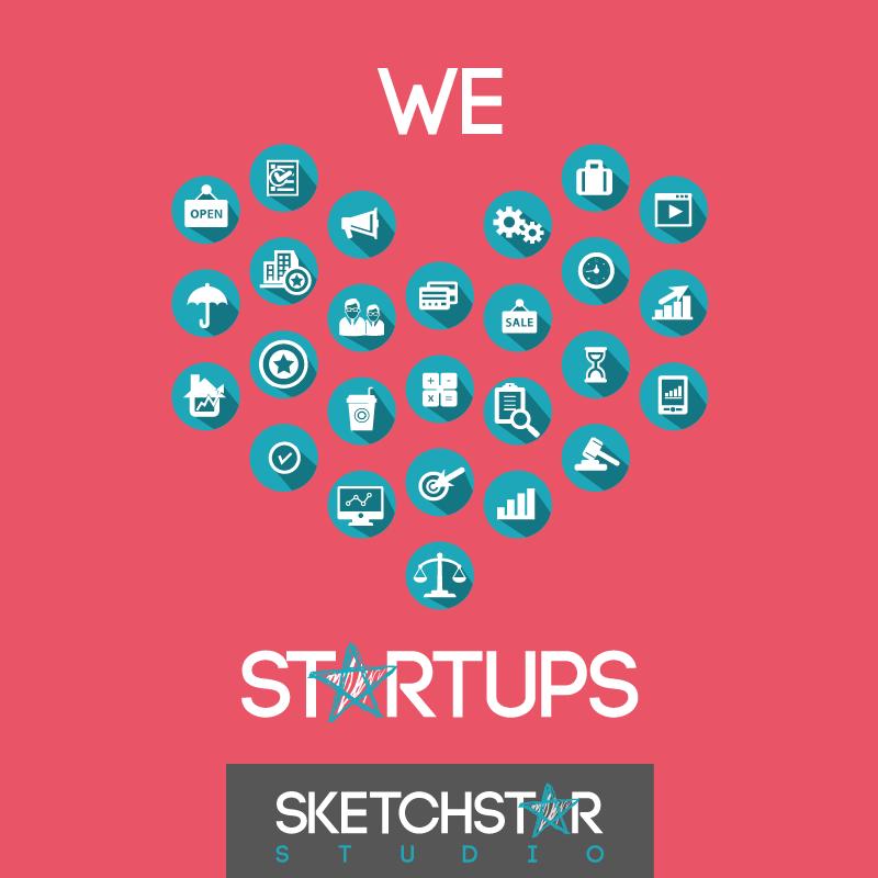 We LOVE startups!