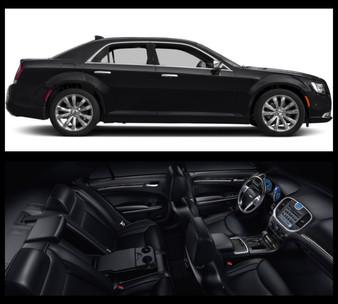 luxury sedan,mib sedan, black car service