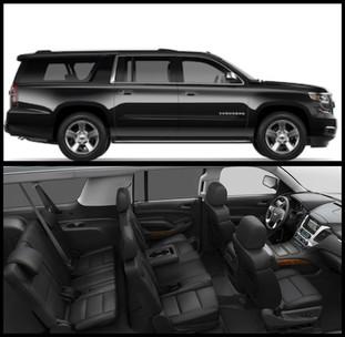 luxury suv, black car/suv service, mib