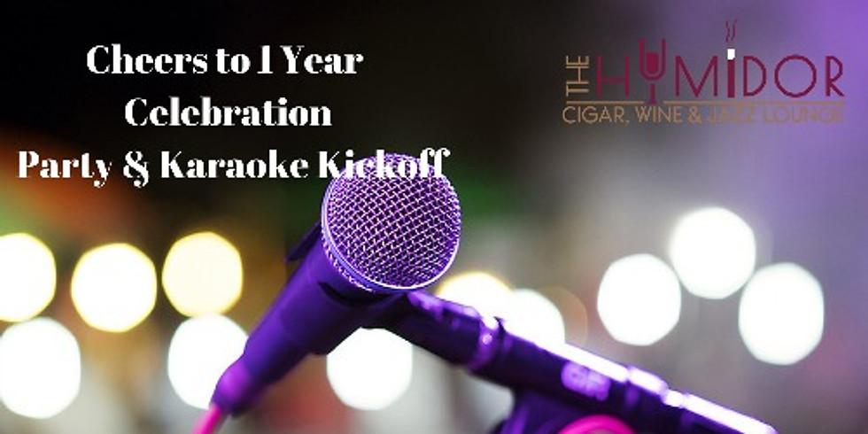 TGIF Karaoke Kickoff 1 Year Celebration