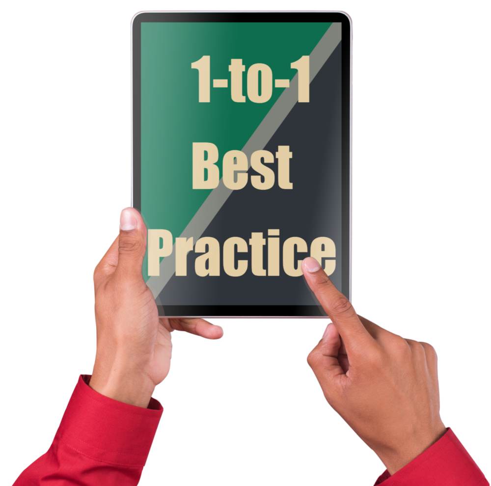 1-to-1 Technology Training