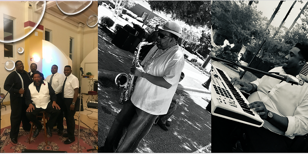 """6PM Grand Opening SPECIAL EVENT: An Evening of Jazz with """"A New Creation"""" Band"""