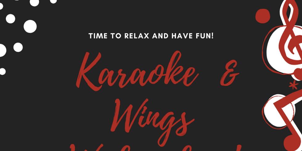 Member RSVP for Karaoke & Wings Wednesday 11/25